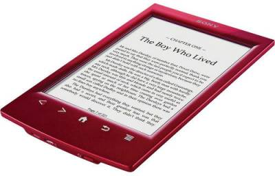 Электронная книга Sony Reader PRS-T2 Red