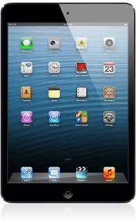 Планшет Apple iPad mini 16Gb WiFi Black