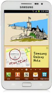 Смартфон Samsung Galaxy Note N7005 LTE White EU