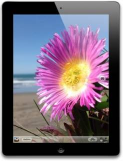 Планшет Apple iPad 4 32Gb WiFi Black