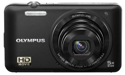 Фотоаппарат Olympus VG-150 Black + case + SDHC 8 Gb KIT