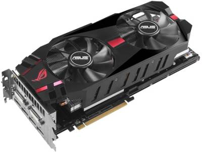 Видеокарта ASUS Radeon HD 7970 3072Mb MATRIX-HD7970-P-3GD5