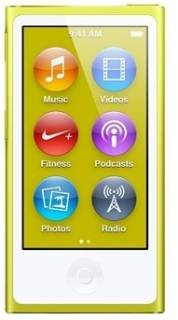 MP3 плеер Apple iPod nano 16GB Yellow (7Gen) MD476QB/A