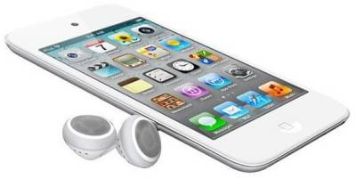 MP3 плеер Apple iPod Touch 4Gen 16GB White