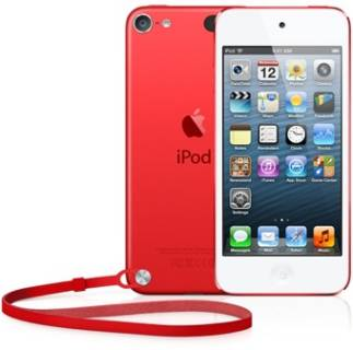 MP3 плеер Apple iPod Touch 5Gen 32GB Red