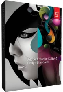 Графический пакет Adobe CS6 Adobe Design Std 6 Macintosh Uk 65163207