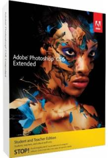 Графический пакет Adobe Photoshop Extended CS6 13 Macintosh 65170128