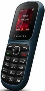 Смартфон Alcatel One Touch 217DX Grey blue