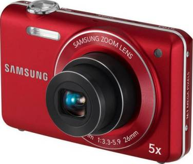 Фотоаппарат Samsung ST93 Red