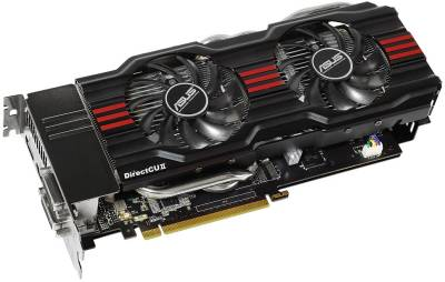 Видеокарта ASUS GeForce GTX 670 4Gb GTX670-DC2G-4GD5