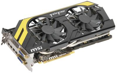 Видеокарта MSI Radeon HD 7970 3072Mb R7970 Lightning BE
