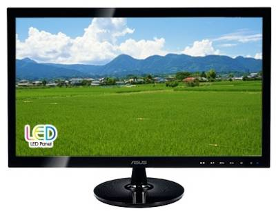 Монитор ASUS VS247N LED Black AS.VS247N