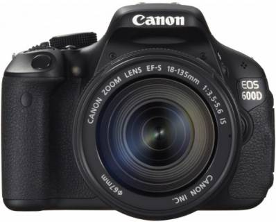 Фотоаппарат Canon EOS 600D Kit EF-S 18-135mm IS 5170B036