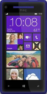 Смартфон HTC Windows Phone 8X C620e california blue