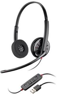 Наушники Plantronics Blackwire C320-M