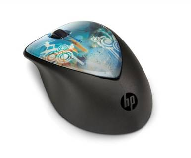 Мышка НР x4000 Wireless C Bunga Mouse H2F43AA