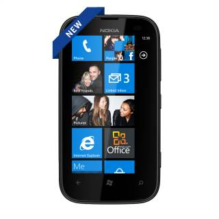Смартфон Nokia Lumia 510 Red 0022K00