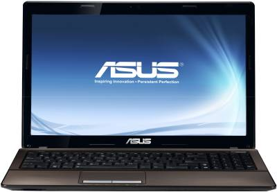 Ноутбук ASUS X53BE X53BE-SX027H