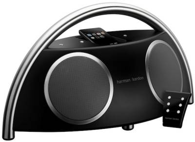 Акустическая система Harman Kardon GO + PLAY II HKGOPLAY2BLKEU