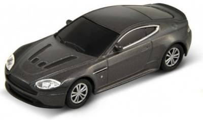 Флеш-память USB Autodrive 8GB Aston Martin V12 Vantage Coupe Silver 92912W-H.SILVER-8GB