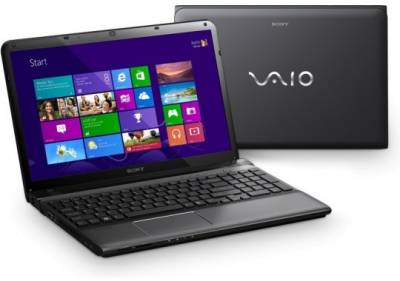 Ноутбук Sony VAIO E1512Q1RB  Black SVE1512Q1RB.RU3