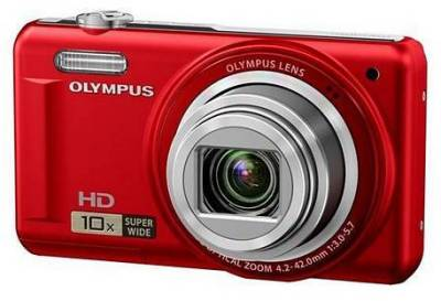 Фотоаппарат Olympus D-750 Red V105081RE000