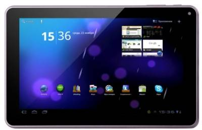 Планшет TenEx Tab 9.8 8GB Black-Silver