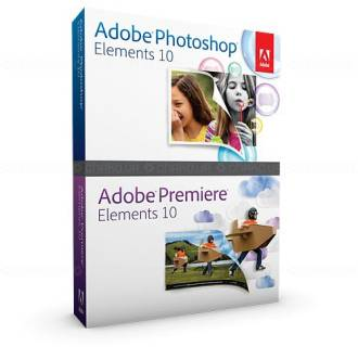 Графический пакет Adobe Photoshop Elements 10 Windows Russi 65136900