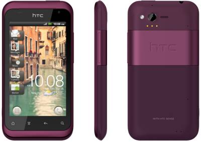 Смартфон HTC Desire S  S510b Rhume Plum Purple