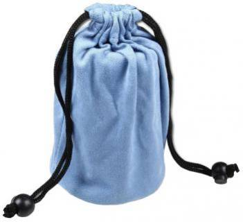 Средство Giottos Cleaning Pouch For 300/ 70-200 Zoom Lens Blue (12*30cm) CL3633