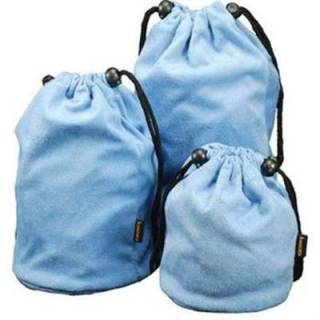 Средство Giottos Cleaning Pouch For Medium Zoom Lens Blue (12*20cm) CL3632