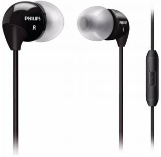 Наушники Philips SHE3595BK/00 Black