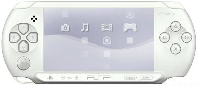 Игровая приставка Sony Playstation Portable E1008 White