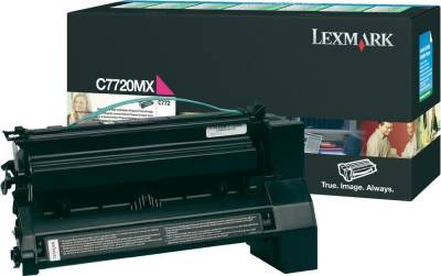 Картридж Lexmark C77x Magenta High Yield RP 15k C7720MX