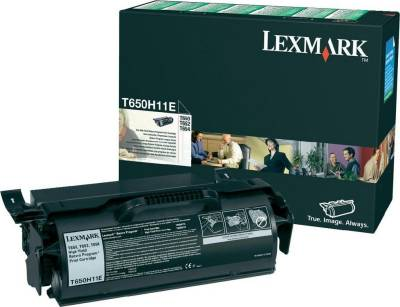 Картридж Lexmark T650/ T652/ T654 High Yield RP 25k T650H11E