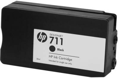 Картридж HP No.711 DesignJet 120/ 520 Black CZ129A