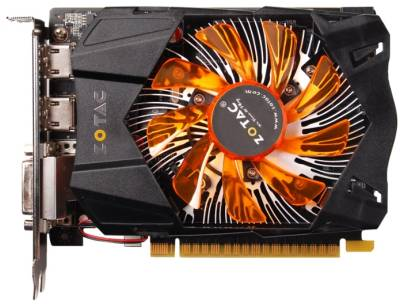 Видеокарта ZOTAC GeForce GTX650Ti 2GB ZT-61103-10M