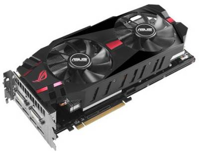 Видеокарта ASUS Radeon HD7970 3072Mb MATRIX-HD7970-3GD5