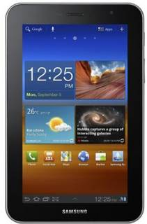 Планшет Samsung Galaxy Tab P6210 7.0 16GB Pure white GT-P6210UWE