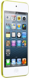 MP3 плеер Apple A1421 iPod Touch 32GB Yellow MD714RP/A