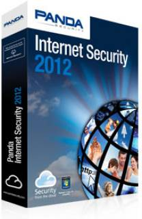Антивирус Panda Security Internet Security 2012 DVD Box