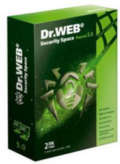 Антивирус Dr.Web Security Space Pro BFW-W24-0002-6