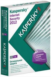 Антивирус Kaspersky Internet Security 2012, Box, 2Dt, Desktop KL1843LBB