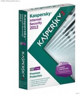 Антивирус Kaspersky Internet Security 2012 KL1843LXBFS