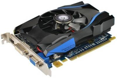 Видеокарта KFA2 GeForce GT640 2GB 64TPF8HX6FXZ
