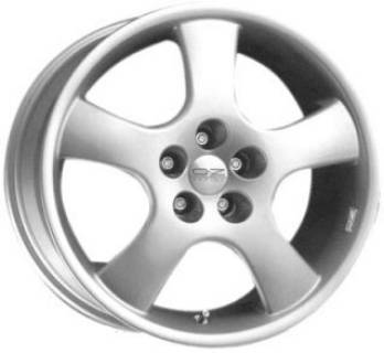 Колесные диски OZ POLARIS, 7, 15, 5x112, MATT RACE SILVER, 38 OZ715511240