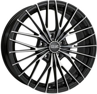 Колесные диски OZ EGO, 7,50, 16, 5x112, MATT BLACK + DIAMOND-CUT W8505020354