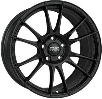 Колесные диски OZ ULTRALEGGERA MATT BLACK W0171220953