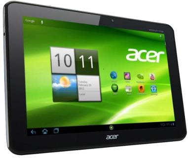 Планшет Acer Iconia Tab A701 32Gb 3G Silver HM.H9YEE.004
