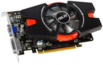 Видеокарта ASUS GeForce GTX650 2048Mb GTX650-E-2GD5